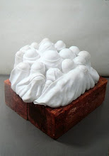 Cumul  marbre blanc