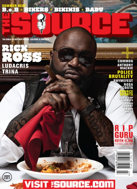 rick ross chain of himself. rick ross chain of himself