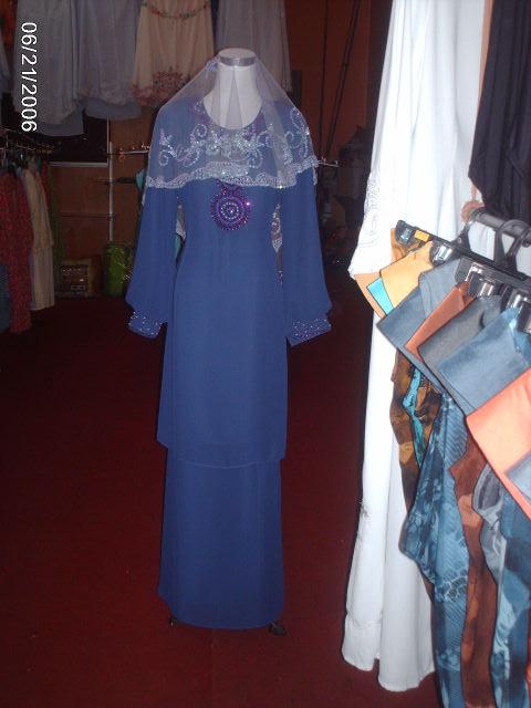 Fesyen Terkini Baju Kurung Moden
