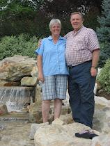 Floyd & Jeanie Rowe July '08