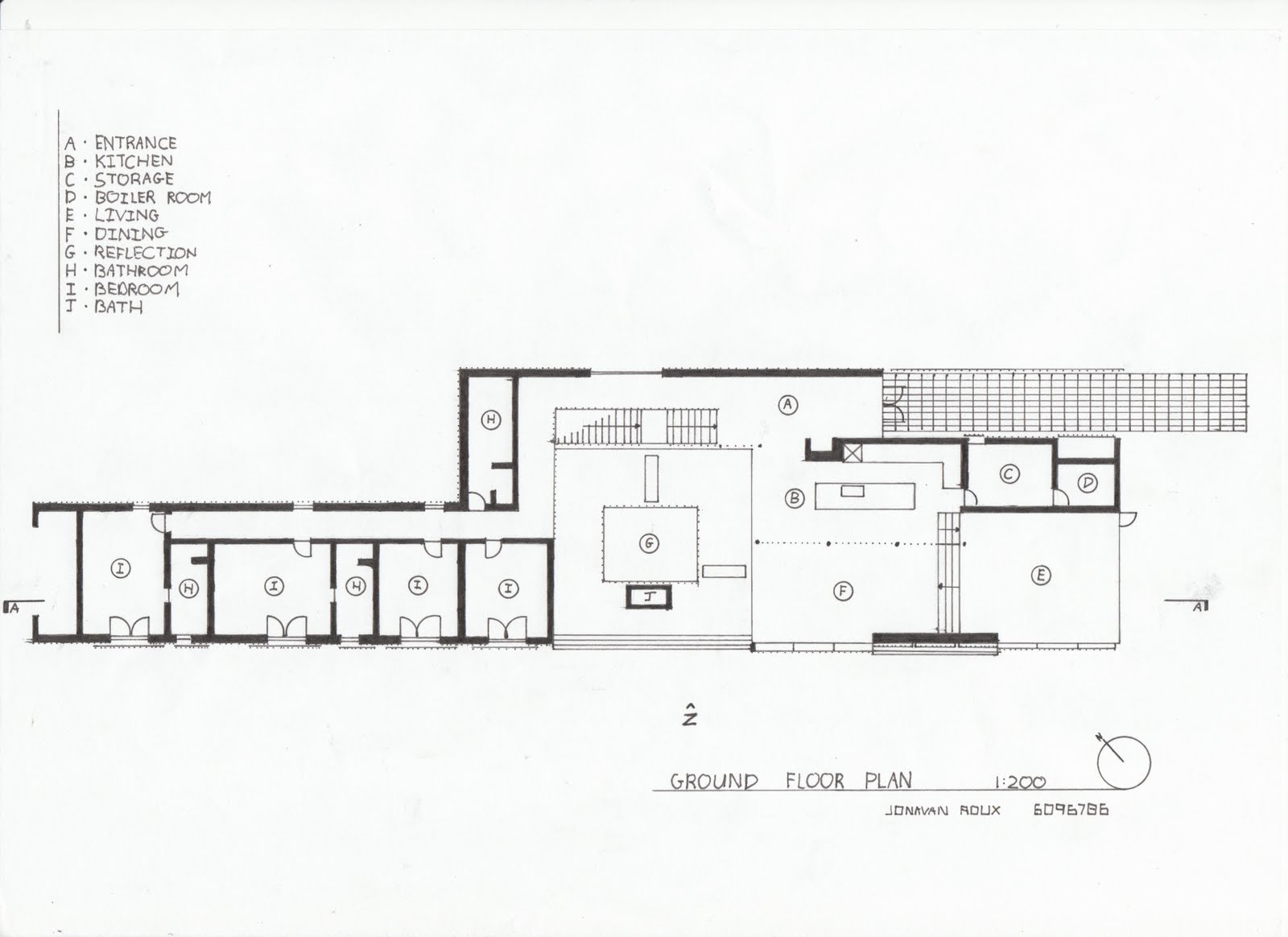 28 Bamboo House Design And Floor Plan Bamboo House