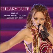 Hilary Duff Live at the Gibson Amphitheatre (Nouvel album) DignityWorldTourLQ