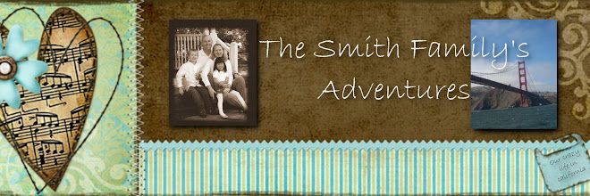 The Smith Family&#39;s Adventures