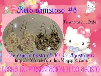 RETO AMISTOSO Nº 8