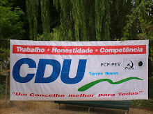 ELEITOS CDU EM TORRES NOVAS (2009)