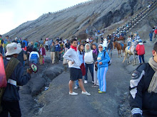 Mt Bromo, Indonesia - January 2009