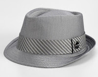 Calvin Klein Diamond Top Fedora