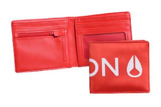 Nixon Patchwork Bi-Fold Wallet