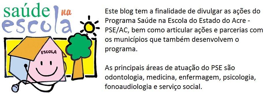 Programa Saúde na Escola - Acre