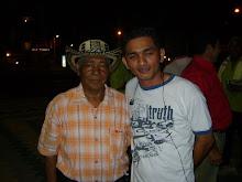 Miguel Duran Olaya y yo