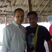 Con el maestro WILLIAM MOLINA