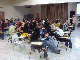 FORMAÇÃO EM 07/05/2010