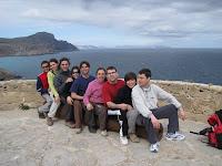 Tots al canó de la Torre d'es Matzoc