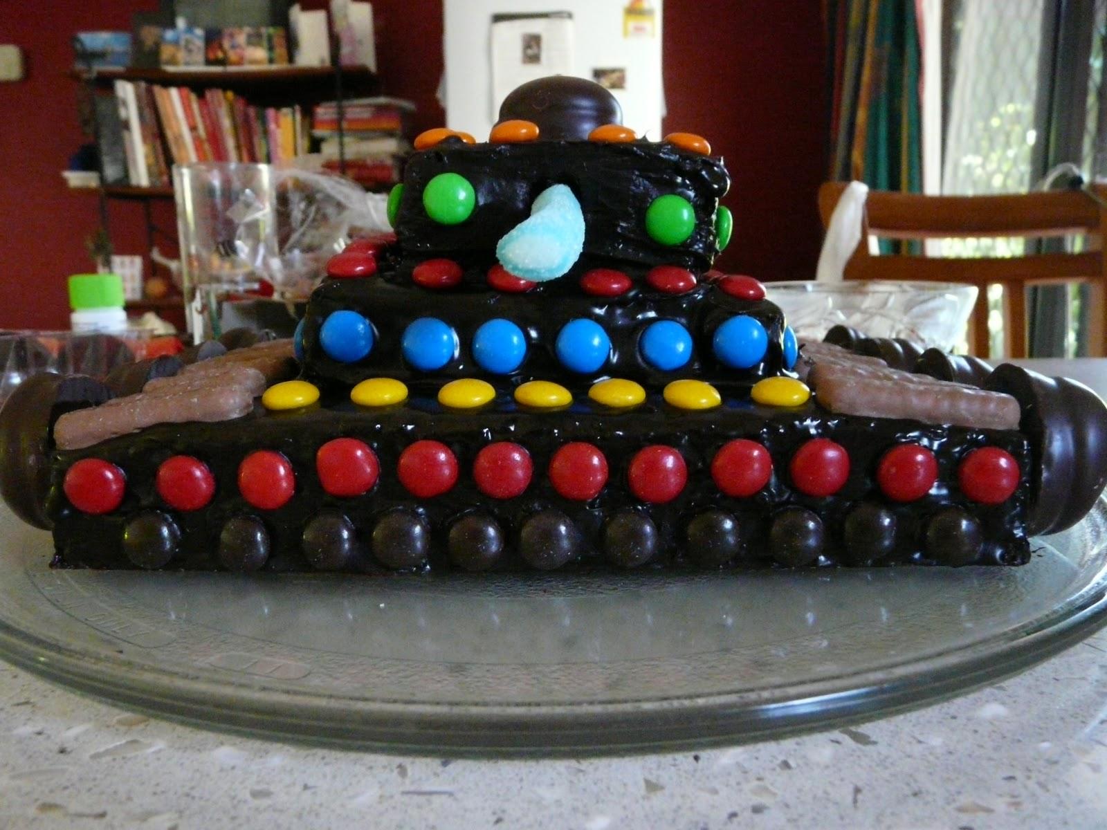 Tansy Cakes Recipe