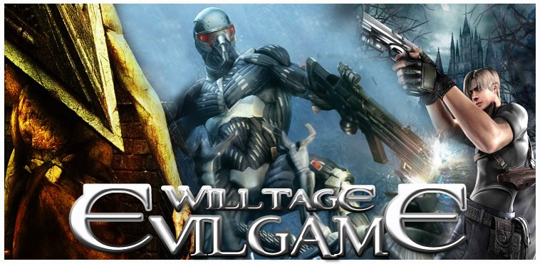 Willtage-Evilgame