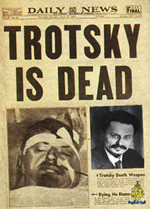 إغتيالات المشاهير ليون تروتسكي