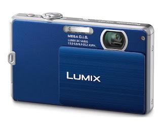 Camara Digital Panasonic Lumix DMC-FP3