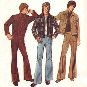 1970s Fashion   on Popp   70 S Mens Fashion Vol 1