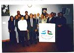 """Centro Palestino. Propulsor del """"Centro Palestino de Buenos Aires"""" y Presidente Honorario-2001"""