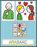 Este blog utiliza las imágenes y recursos de ARASAAC