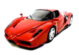 Montar Carro Ferrari