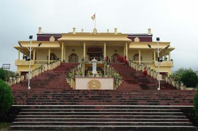 Gyuto Ramoche Monastery near Dharamsala