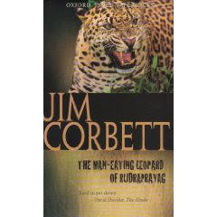 The Man-eating Leopard of Rudraprayag (By Jim Corbett) (published in 1948)