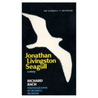Johnathan Livingston Seagull by Richard Bach