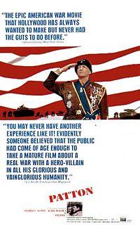 Patton the movie (1970)