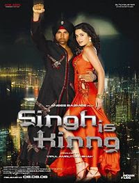 Singh is Kinng - Another Akshay Kumar and Katrina Kaif starrer