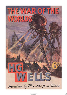 The War of the Worlds by H G Wells