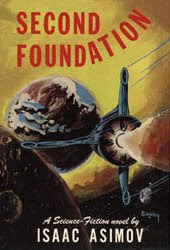 Second Foundation (1953) - Author Isaac Asimov