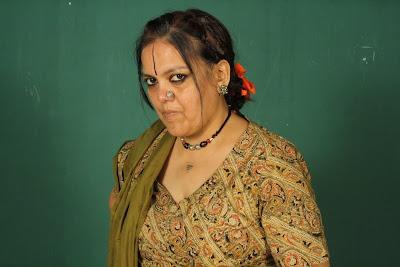 Sushmita Mukherjee in Zee TV Agle Janam Mohe Bitiya Hi Kijo