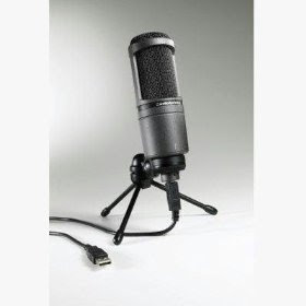 Audio Technica AT2020USB Condenser USB Microphone