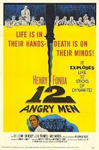 12 Angry Men (1957), English film starring Henry Fonda
