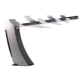 Terk HDTVa Indoor Amplified High-Definition Antenna for Off-Air HDTV Reception