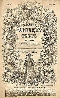 The Old Curiosity Shop (released in 1841), written by Charles Dickens