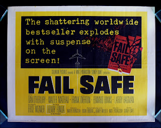 Fail Safe (released in 1964) - Starring Henry Fonda, and Walter Matthau - the horrible cost of a nuclear war and mutual mistrust