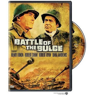 Battle of the bulge (released in 1965) - starring Henry Fonda, Robert Shaw, Telly Savalas, Robert Ryan, Dana Andrews and Charles Bronson, history of the famous battle of the same name