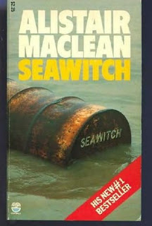 Seawitch (published in 1977) - Author - Alistair Maclean - action related to a massive oil platform