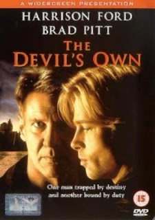 The Devils Own (released in 1997) - starring Harrison Ford and Brad Pitt