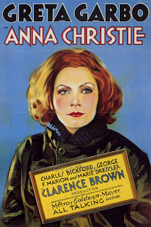 Anna Christie (released in 1930) - Starring Greta Garbo, Charles Bickford, George F. Marion, and Marie Dressler