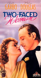 Two Faced Woman (released in 1941) - Starring Greta Garbo and Melvyn Douglas