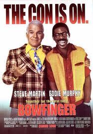 Bowfinger (released in 1999) - Starring Steve Martin, Eddie Murphy, and Heather Graham
