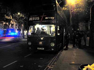 Jesus Army bus