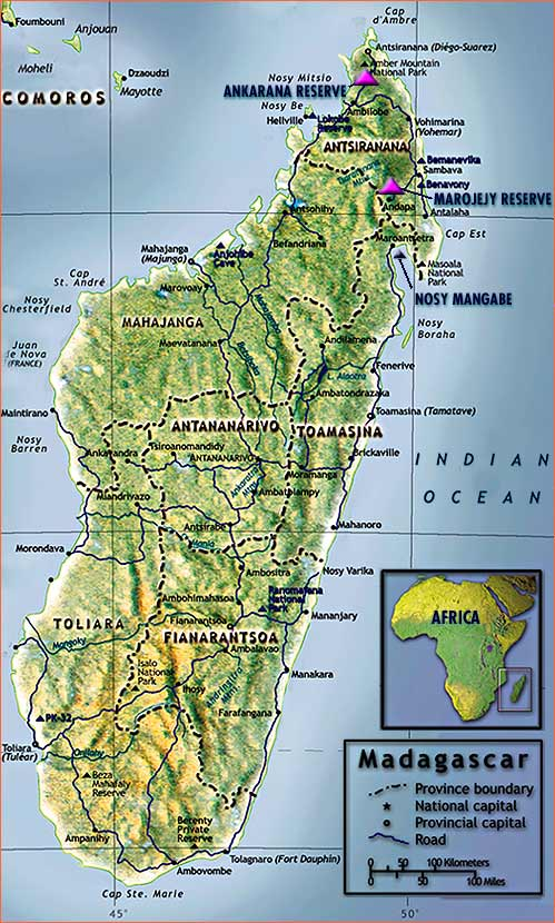 political maps of madagascar. The Wines of Madagascar - Good
