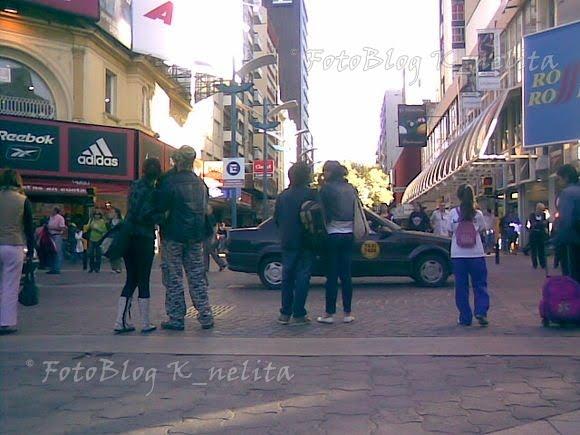 Peatonal San Martin