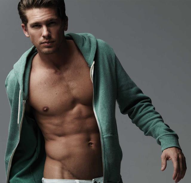 Adam Senn Hot Modelo Muy Sey Y Musculoso