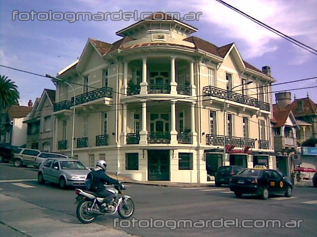 edificio en calle guemes