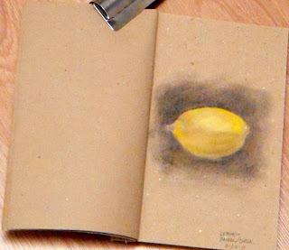 Pastel Chalk Lemon - Nancy Van Blaricom